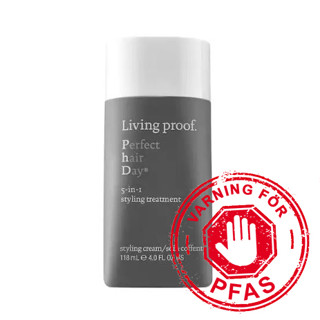 PFAS Living proof 5 in 1